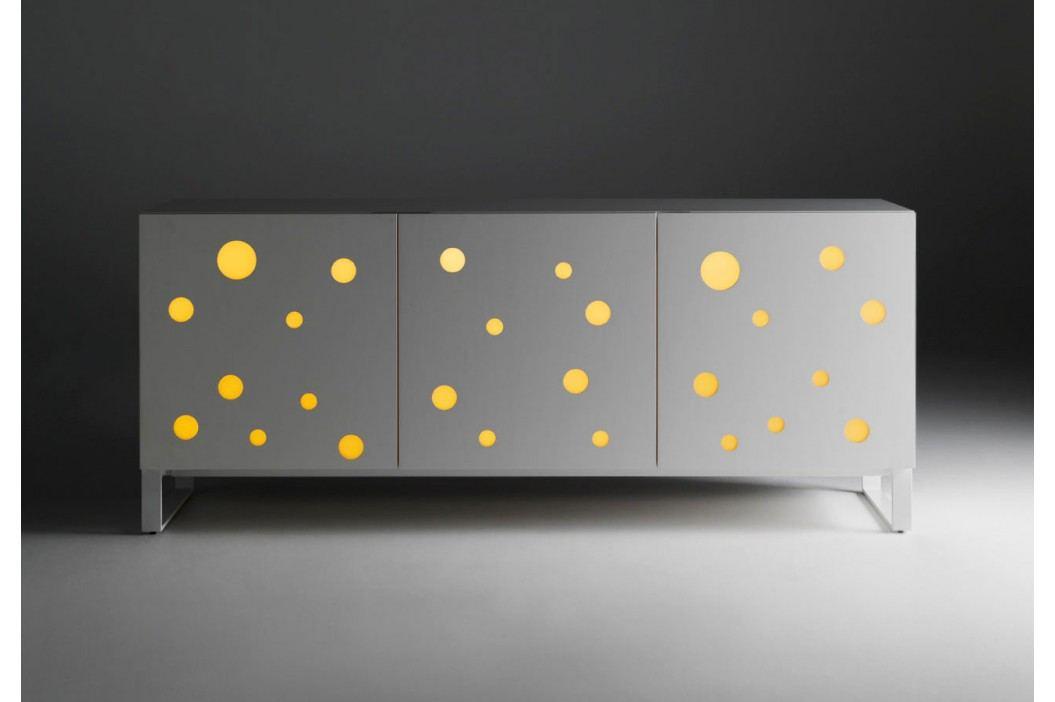 Dulap Polka Dots Fullwhite Corpuri de Living