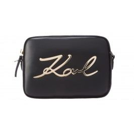 Karl Lagerfeld Signature Cross body Negru