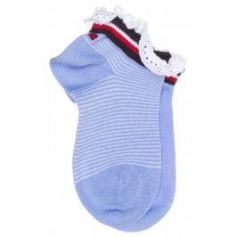 Tommy Hilfiger Set de 2 perechi de șosete pentru copii Albastru