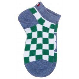 Tommy Hilfiger Racing Set de 2 perechi de șosete pentru copii Gri