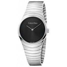 Calvin Klein Whirl Ceas Argintiu