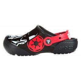 Crocs Fun Lab Stormtrooper™ Clog Crocs pentru copii Negru Roșu