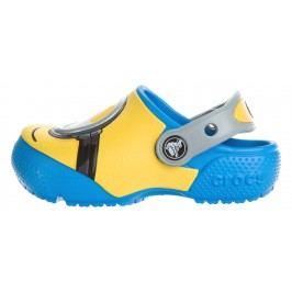 Crocs Fun Lab Minions™ Clogs Crocs pentru copii Albastru Galben