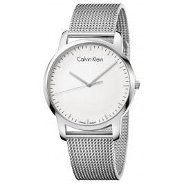 Calvin Klein City Ceas Argintiu