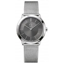 Calvin Klein Minimal Ceas Argintiu