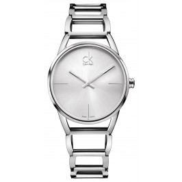 Calvin Klein Stately Ceas Argintiu