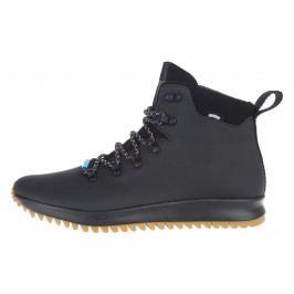 Native Shoes Apex Ghete pe gleznă Negru