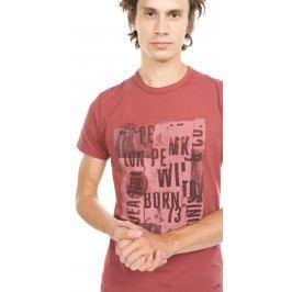 Pepe Jeans Lewis Tricou Roșu