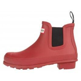 Hunter Cizme de cauciuc Roșu