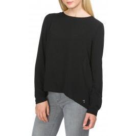 Trussardi Jeans Bluză Negru
