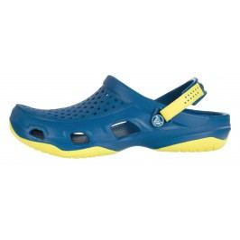 Crocs Swiftwater Deck Clog	Crocs Albastru