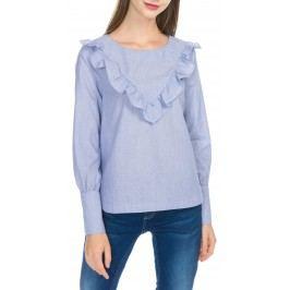 Vero Moda Elizabetha Bluză Albastru