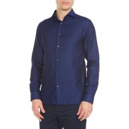 Jack & Jones Structure  Camasa Albastru