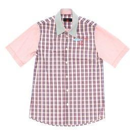 John Richmond Cămaşă pentru copii Roz Multicolor
