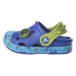 Crocs Crocs Bump It Sea Life Clog pentru copii Albastru