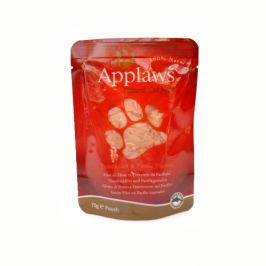 Applaws Cat Adult File de Ton si Creveti Plic 70 g