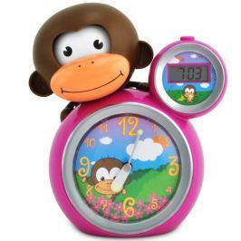 Ceas pentru Educarea Somnului Momo Pink