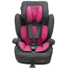 Scaun Auto GO Pink 9-36kg