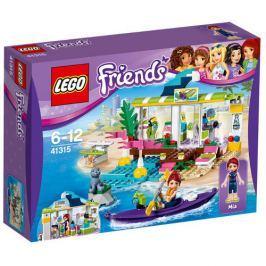 LEGO Friends Magazinul de Surf din Heartlake 41315