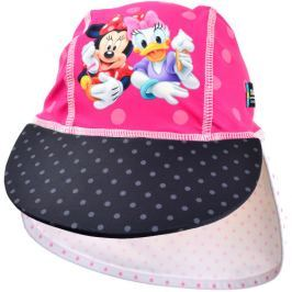 Sapca Minnie Mouse 2-4 ani Protectie UV