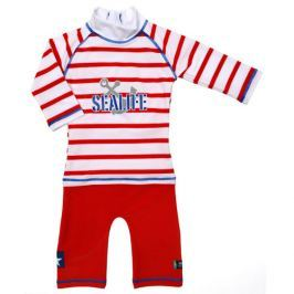 Costum de Baie SeaLife Red 74-80