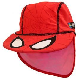 Sapca Spiderman 2-4 ani Protectie UV