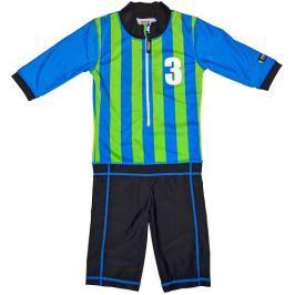 Costum de Baie Sport Blue Marime 86-92 Protectie UV