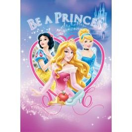 Covor Disney Kids Princess, Imprimat Digital
