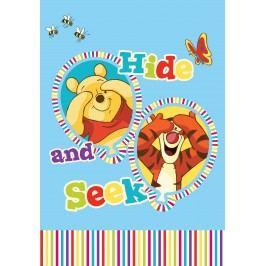 Covor Disney Kids Winnie the Pooh & Seek, Imprimat Digital-240 x 160 cm