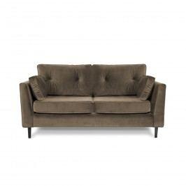 Canapea Fixa 3 locuri Portobello Light Brown