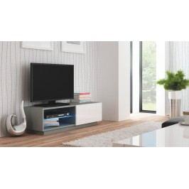 Comoda TV din MDF Livo RTV-120S Grey