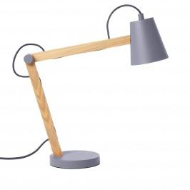 Lampa de birou Play Grey Matt / Nature