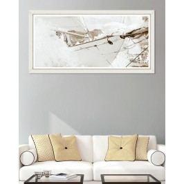 Tablou Framed Art Yachting Sepia