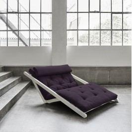 Canapea extensibila Figo White