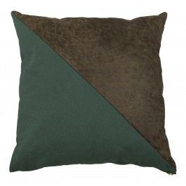 Set 2 perne decorative Deco Pattern / Choco