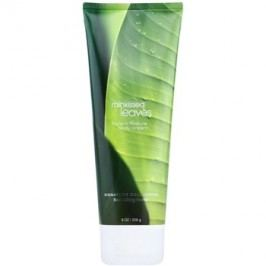 Bath & Body Works Rainkissed Leaves crema de corp pentru femei 226 g