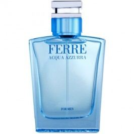 Gianfranco Ferré Acqua Azzura eau de toilette pentru barbati 50 ml