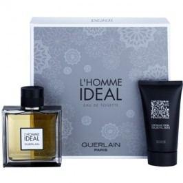 Guerlain L'Homme Ideal set cadou II.  Apa de Toaleta 100 ml + Gel de dus 75 ml