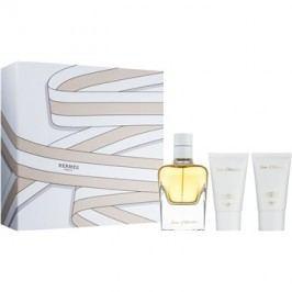 Hermès Jour d'Hermès set cadou VI.  Eau de Parfum 85 ml + Crema de corp 30 ml + gel de duș și baie 30 ml