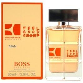 Hugo Boss Boss Orange Man Feel Good Summer eau de toilette pentru barbati 60 ml