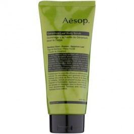 Aésop Body Geranium Leaf exfoliant corp  180 ml