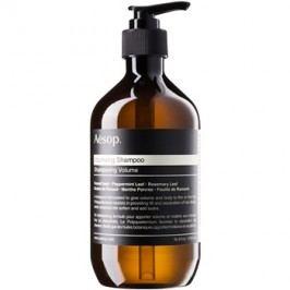 Aésop Hair Volumising sampon pentru volum pentru par fin  500 ml