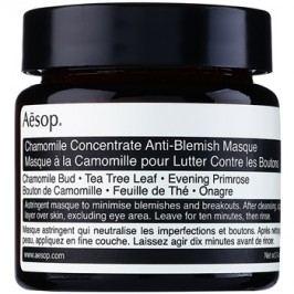 Aésop Skin Chamomile masca de curatare pentru pielea problematica  60 ml