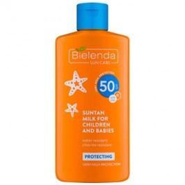 Bielenda Sun Care loțiune de protecție solară, pentru copiii de peste 6 luni SPF 50  150 ml