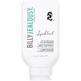 Billy Jealousy Signature Liquid Sand gel exfoliant de curatare  236 ml