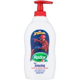 Radox Kids Feel Amazing gel de dus si baie portocaliu  400 ml