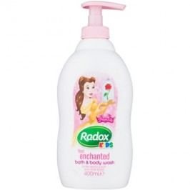 Radox Kids Feel Enchanted gel de dus si baie  400 ml