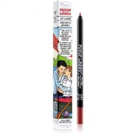 theBalm Pickup Liners creion contur pentru buze  culoare Acute One 0,5 g