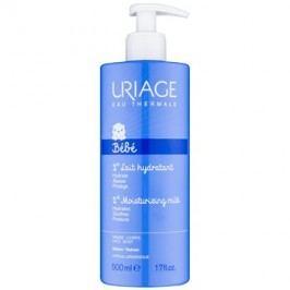 Uriage 1érs Soins Bébés loțiune hidratantă pentru corp și față pentru nou-nascuti si copii  500 ml