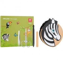 Zwilling Kids Jungle Set de manichiură pentru copii  4 buc